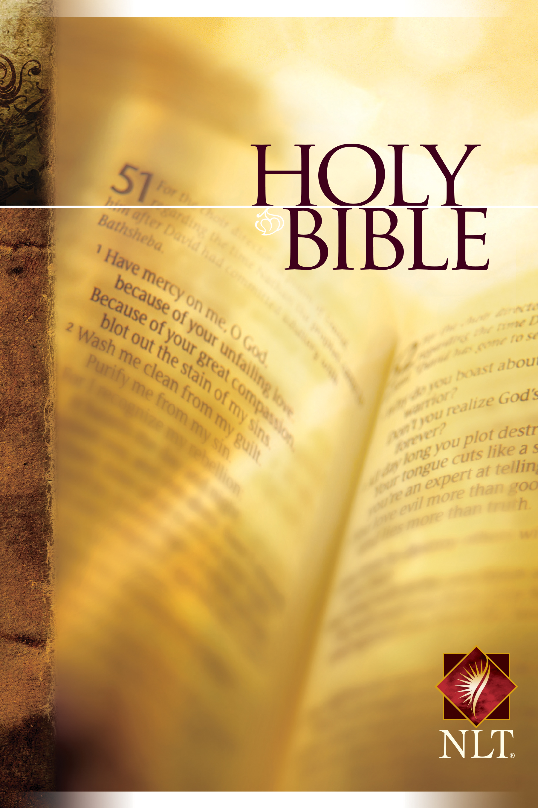 Anglicized Holy Bible Text Edition NLT
