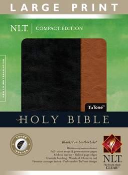 Tyndale | People's Parallel Bible KJV/NLT
