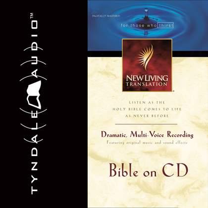 Bible on CD NLT