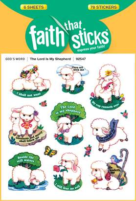 Tyndale | Stickers :: Bible Verses/ Words