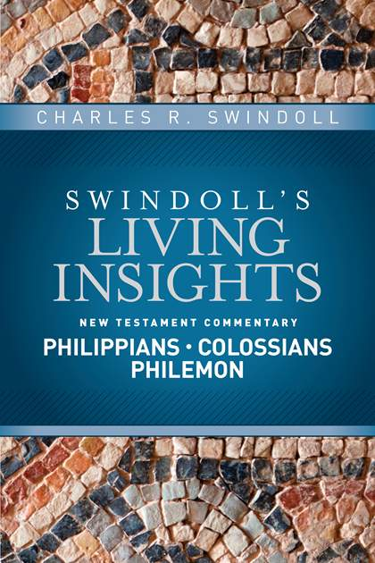 Tyndale insights on philippians colossians philemon exclusive tyndale preview read a pdf excerpt fandeluxe Gallery