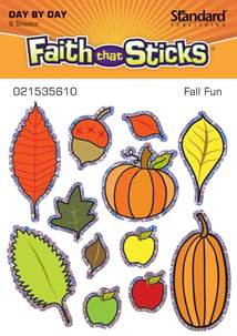 Fall Fun: Stickers