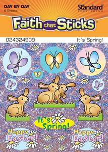 It's Spring!: Stickers