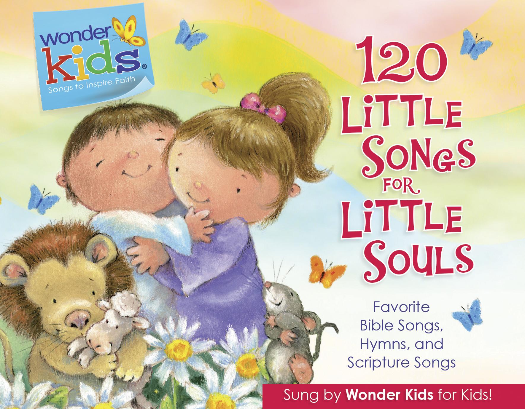 Tyndale 120 Little Songs For Little Souls