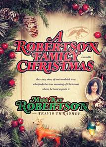 A Robertson Family Christmas: Hardcover