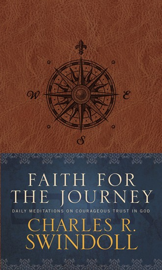 Cover image of Faith for the Journey, from Chuck Swindoll