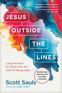 Jesus Outside the Lines: Softcover