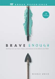 Brave Enough DVD Group Experience: DVD