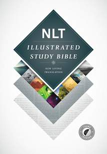 Illustrated Study Bible NLT Deluxe: Hardcover, Indexed