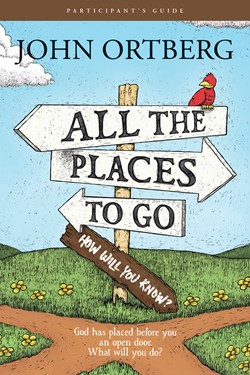 Front Cover image of All the Places to Go, How Will You Know? This book helps us to discover those open doors God places in front of us, and how to use our gifting, personality and resources for the Kingdom, in the way that God designed us to.