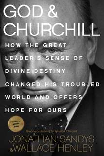 God & Churchill: Hardcover