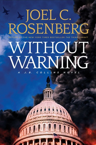 Without Warning by Joel C. Rosenberg