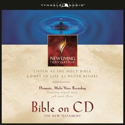Bible on CD NLT New Testament