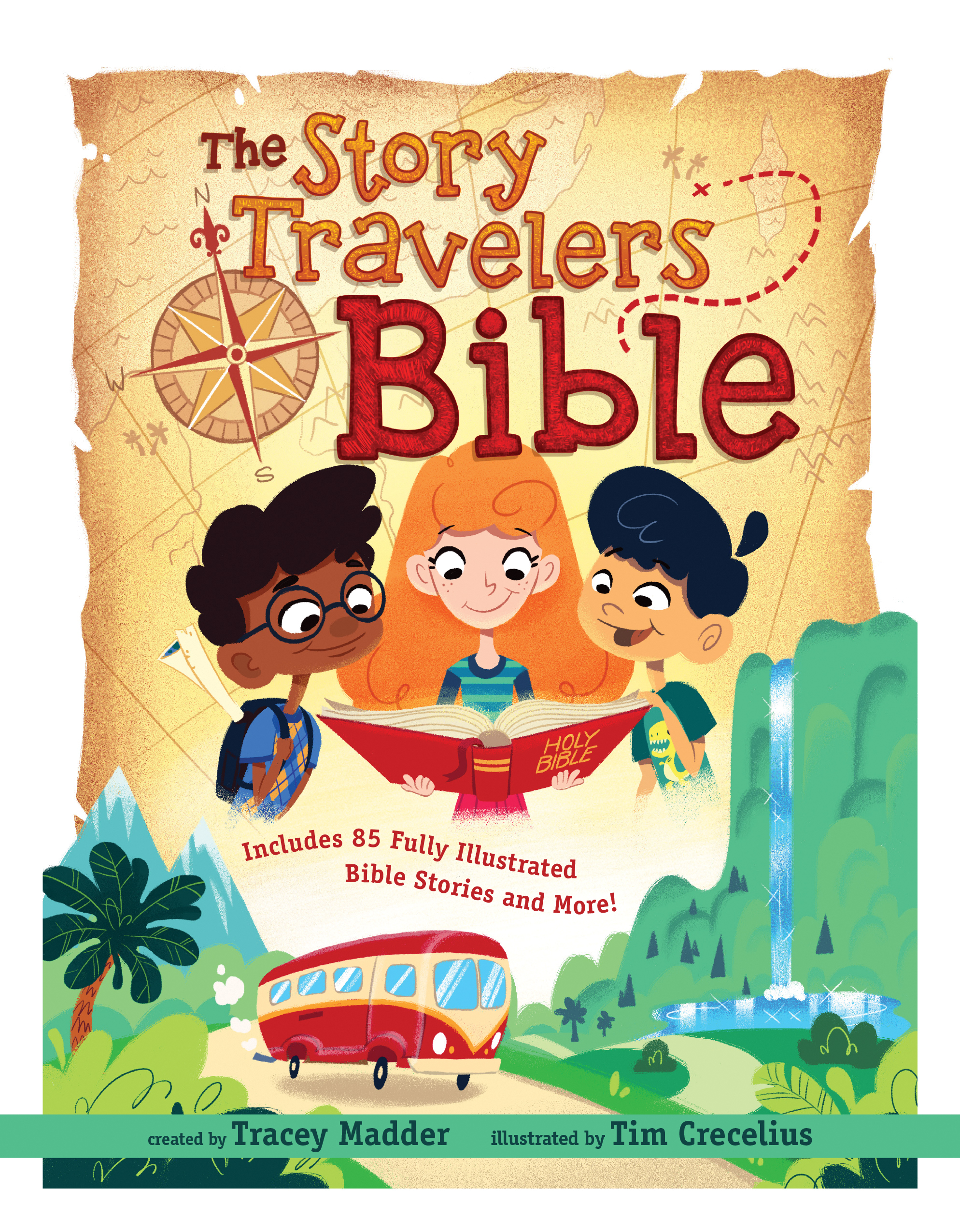 tyndale com the story travelers bible