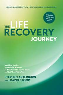 The Life Recovery Journey: Softcover