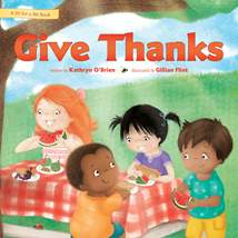 Give Thanks: Hardcover