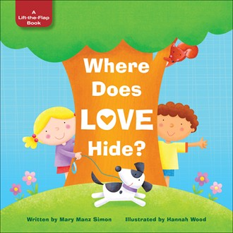 Image result for where does love hide book