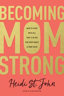 Becoming MomStrong: Softcover