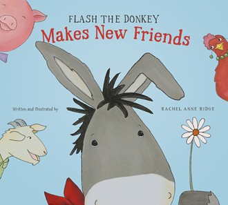 Flash the Donkey Makes New Friends: E-book