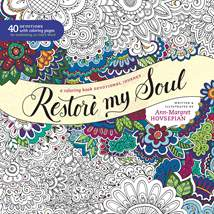 Restore My Soul: Softcover