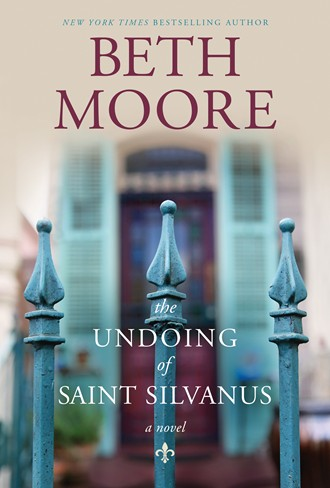 The Undoing of Saint Silvanus by Beth Moore | featured fiction