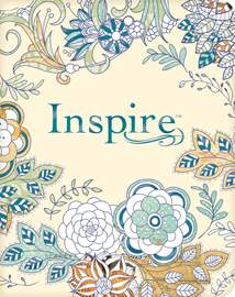 Inspire Bible NLT: Softcover