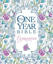 The One Year Bible Expressions: Softcover