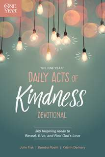 The One Year Daily Acts of Kindness Devotional: E-book