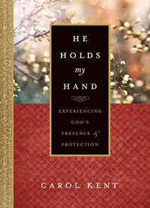 He Holds My Hand: Hardcover