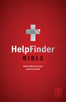 HelpFinder Bible NLT: E-book
