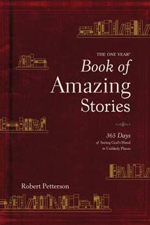 The One Year Book of Amazing Stories: Hardcover