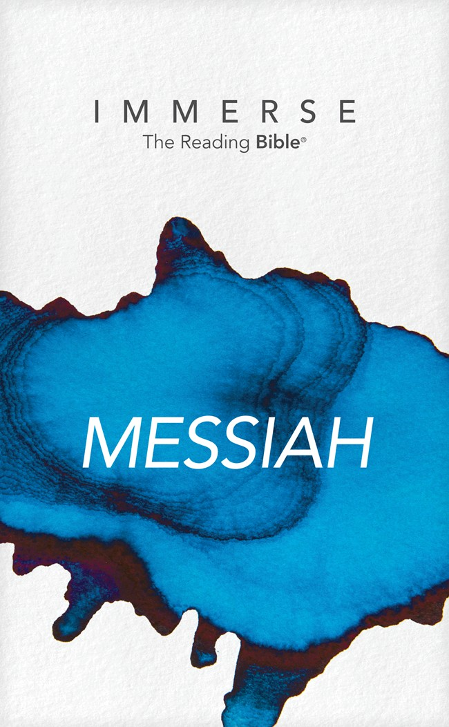 Cover of Immerse: Messiah