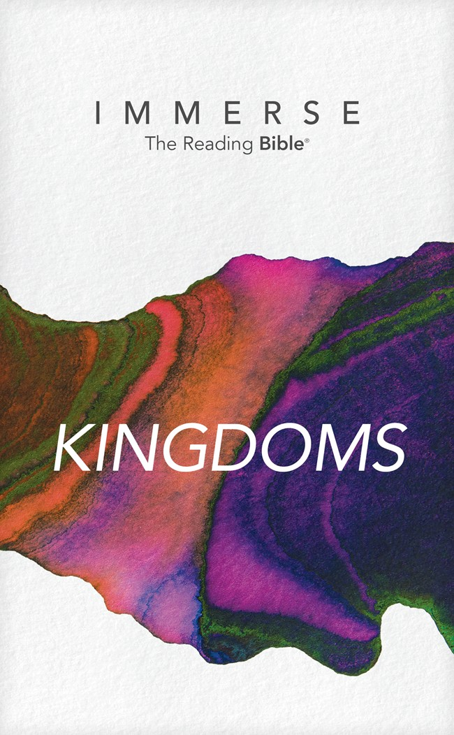 Cover of Immerse: Kingdoms