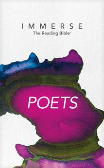 Immerse: Poets: Softcover
