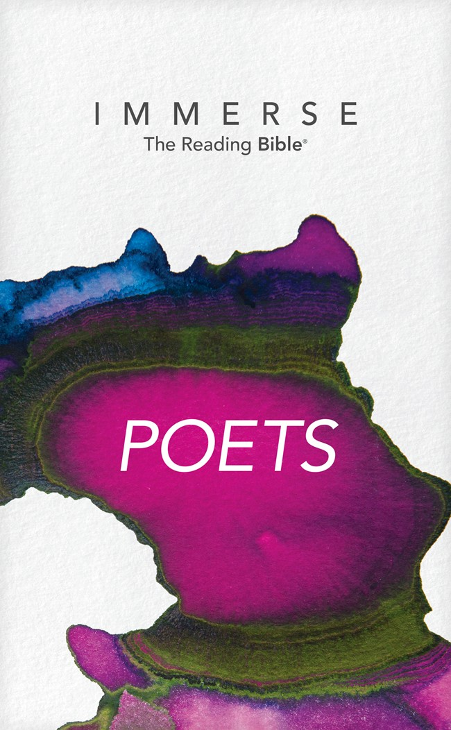 Cover of Immerse: Poets