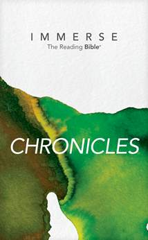 Immerse: Chronicles: Softcover