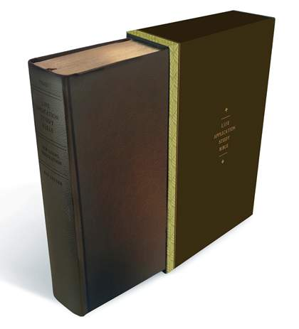 NLT Life Application Study Bible, Second Edition