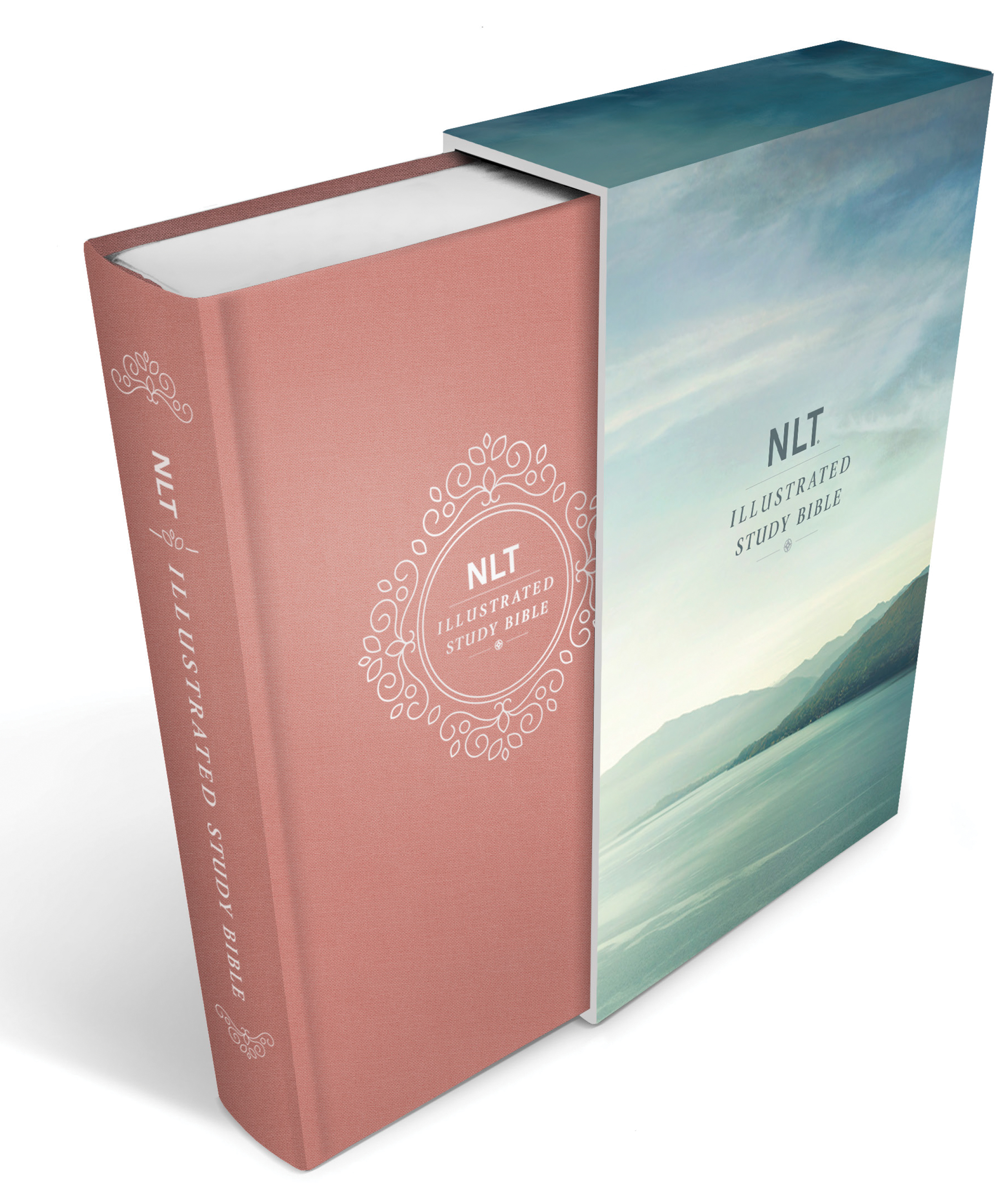 Tyndale | Illustrated Study Bible NLT Deluxe