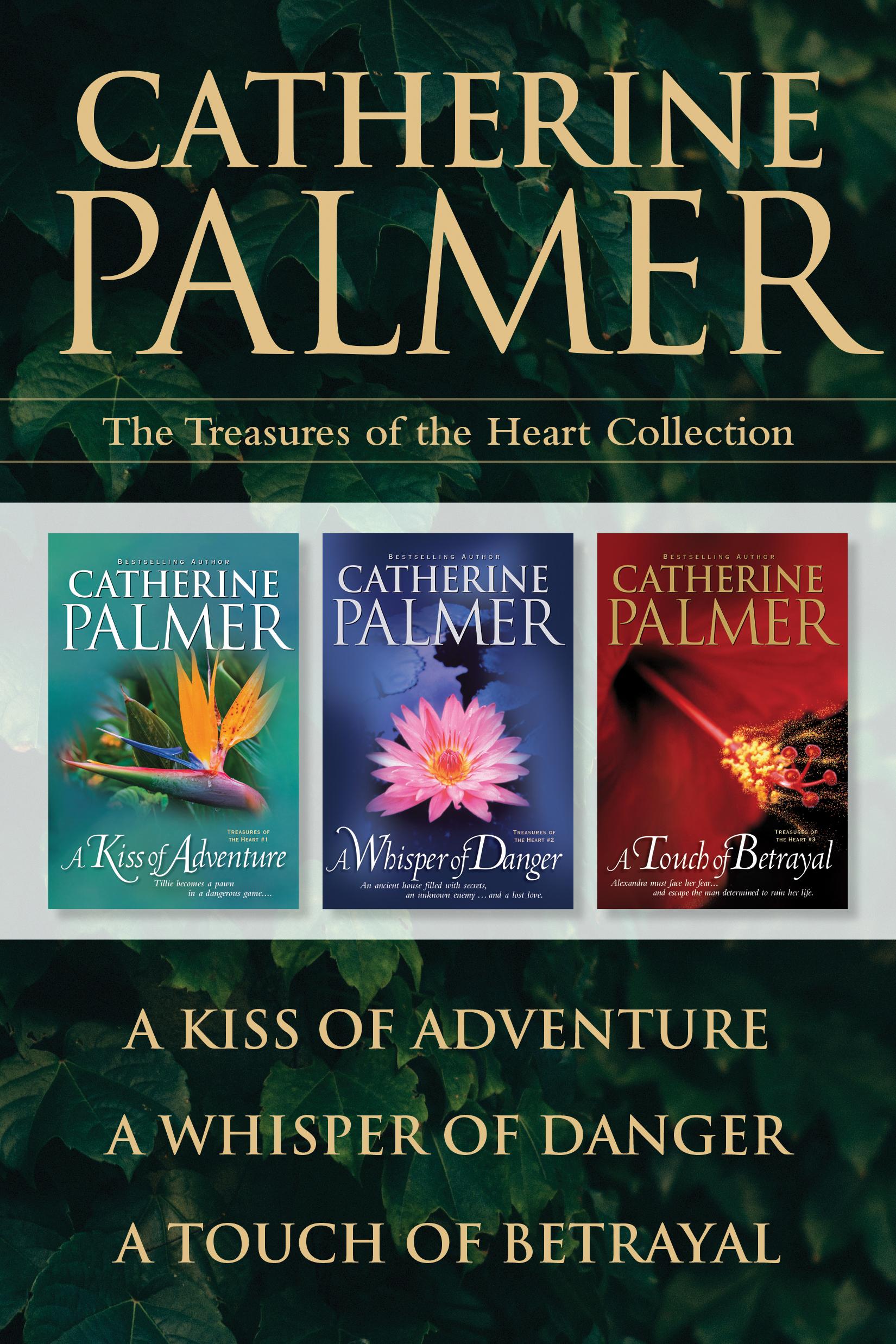 A Whisper of Danger (Treasures of the Heart Book 2)