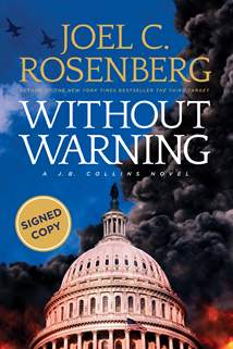 Without Warning: Autographed Hardcover