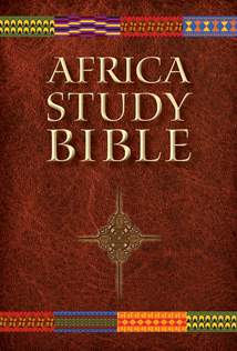 Africa Study Bible, NLT: Hardcover