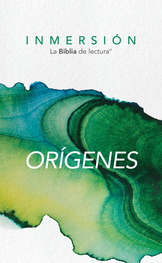 Cover of Inmersión: Orígenes