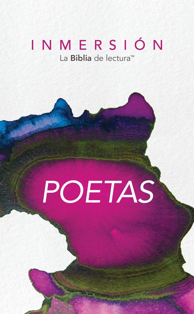 Cover of Inmersión: Poetas