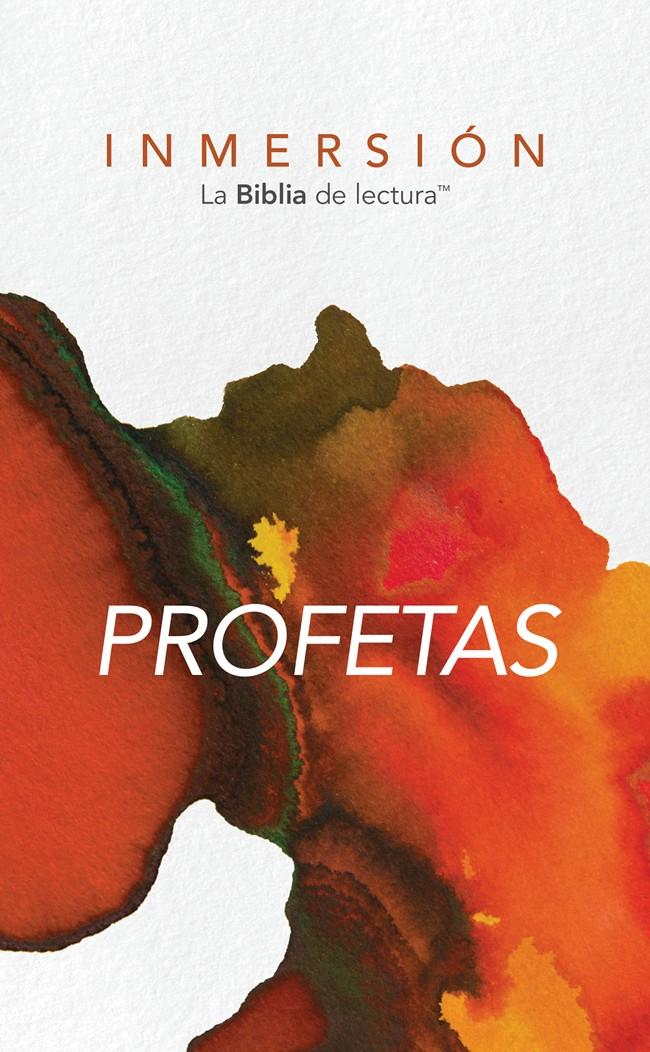 Cover of Inmersión: Profetas