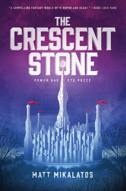 The Crescent Stone (Sunlit Lands Book 1)