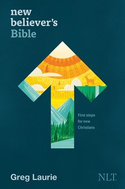 Front cover image of The New Believers Bible