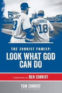 The Zobrist Family: Look What God Can Do: E-book