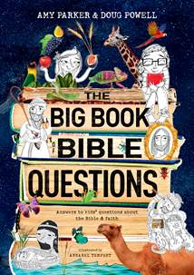 The Big Book of Bible Questions: Hardcover