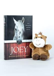 Joey: Softcover with FREE Plush