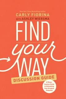 Find Your Way Discussion Guide: Softcover